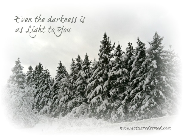 Even the Darkness
