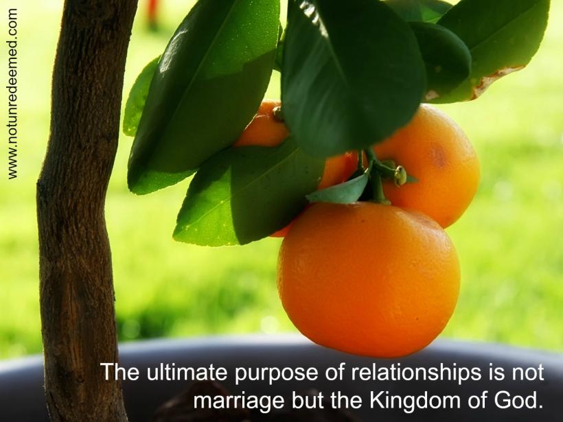Ultimate purpose